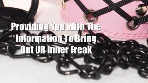 UR Place to Discover UR InnerFreak.....