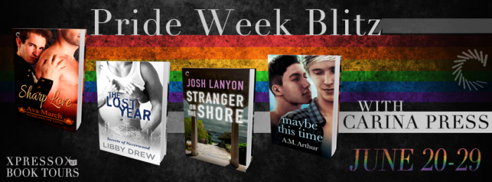 PRIDE WEEK GIVEAWAY & BOOKS