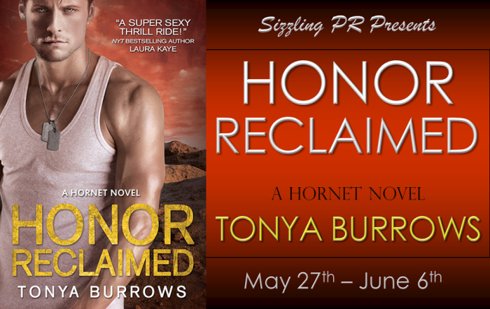 HONOR RECLAIMED BY TONYABURROWS
